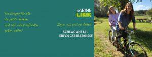 Sabine Link Facebook-Gruppen Banner